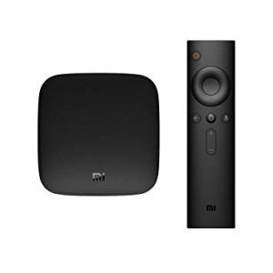 Xiaomi Mi Box and remote control